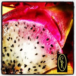 Dragonfruit from SockmonkeysKitchen,com