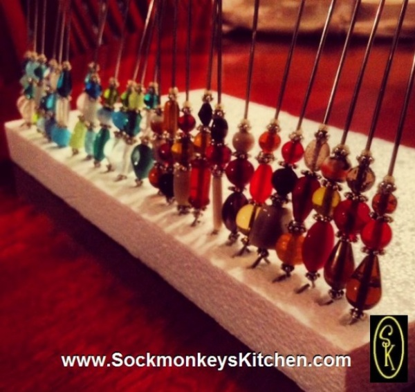 DIY Appetizer Picks SockmonkeysKitchen 4