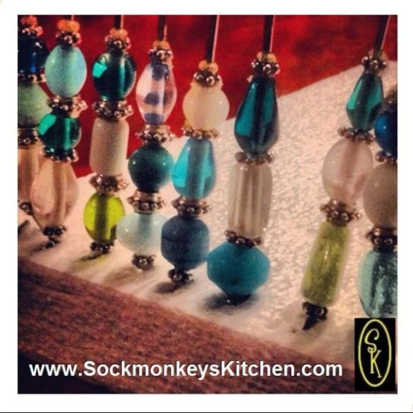 DIY Appetizer Picks SockmonkeysKitchen 5
