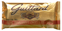 E Guittard is the best quality chocolate chip, in my opinion.
