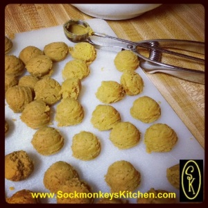 Ginger Cayenne Pepper Cookies