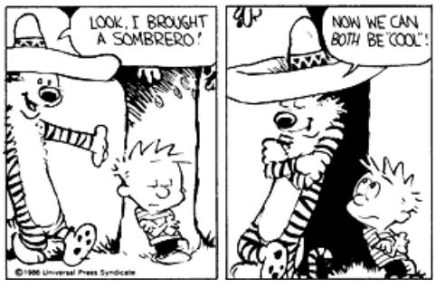 Hobbes Sombrero