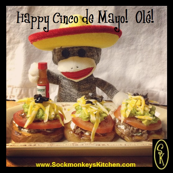 Sockmonkey Pedro is ready for a Fiesta!