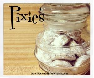 pixies in a jar