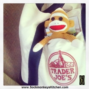 Sockmonkey Lewis is ready to go on a roadtrip!
