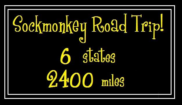 sockmonkey road trip
