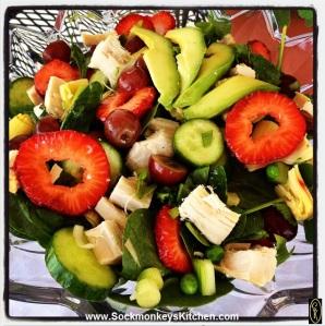 Summer Salad from Sockmonkeys Kitchen 2