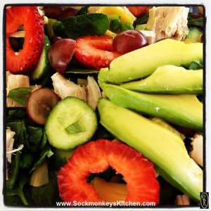 Summer Salad from Sockmonkeys Kitchen 3