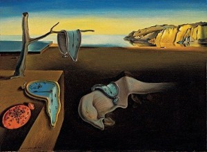 "Salvador Dali's ""The Persistence of Memory"" - 1931"