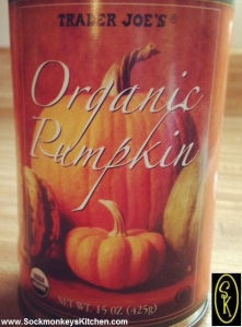 This Organic Pumpkin is simple to use, and tastes delicious
