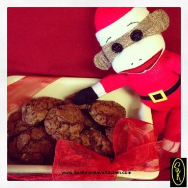 chocolate cookies, chocolate nut cookies, rich chocolate