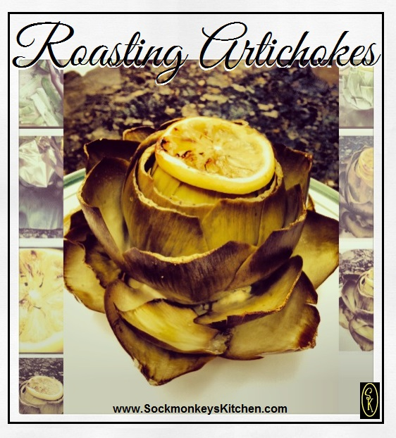 How to cook an artichoke