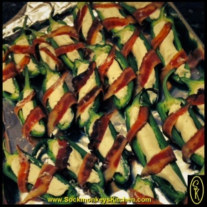 bacon wrapped jalapeno