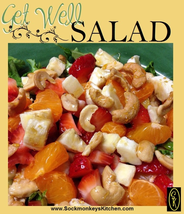 Get Well Salad from SockmonkeysKitchen