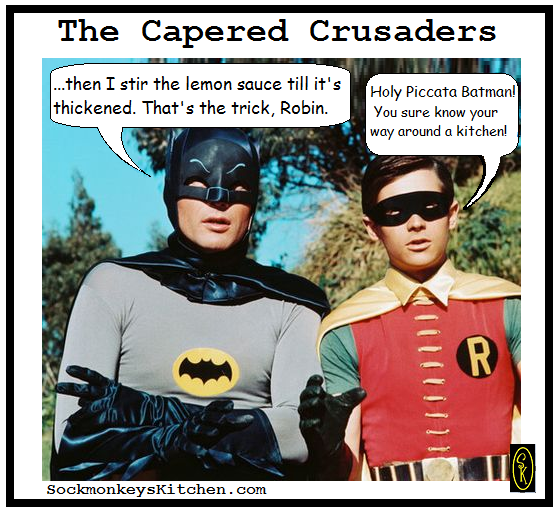 Capered Crusaders