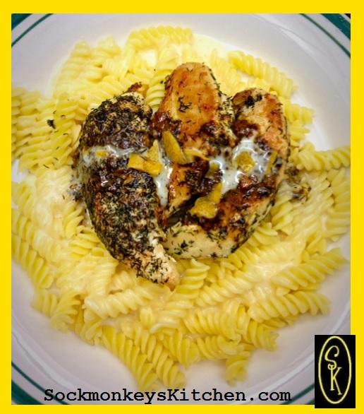 lemon chicken 2