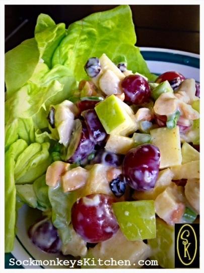 Chilled Chicken Salad