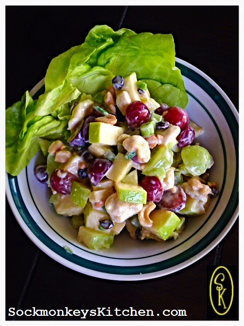 Organic Chicken Salad
