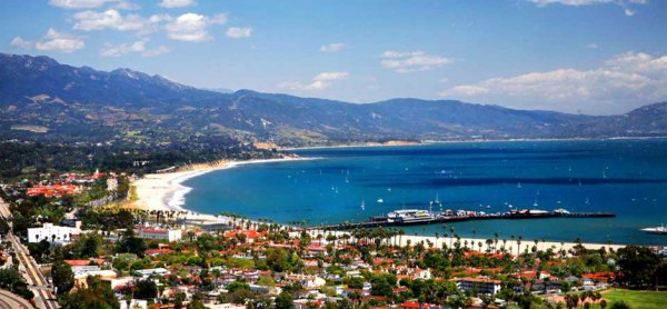 Santa Barbara; photo courtesy hitour.cc