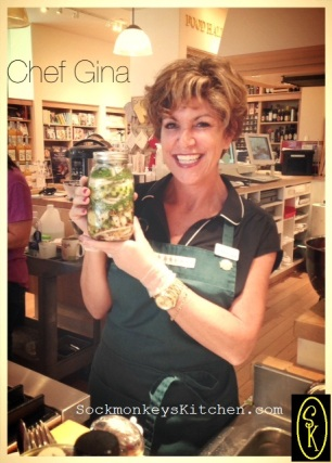 Meet Chef Gina, the local chef-teacher at Williams-Sonoma in Victoria Gardens (Rancho Cucamonga, CA)
