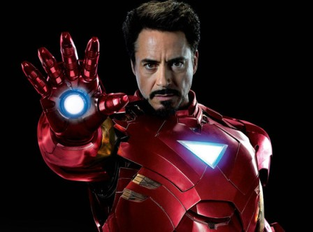 Ironman / Robert Downey jr. photo, from eonline.com