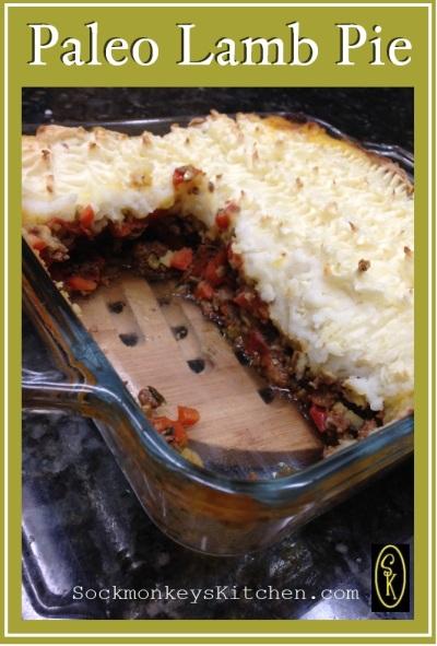 Paleo Lamb Pie 2