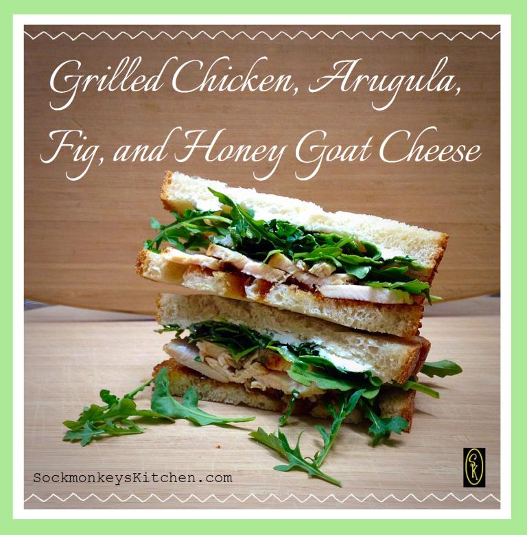 Grilled Chicken Sandwich 1