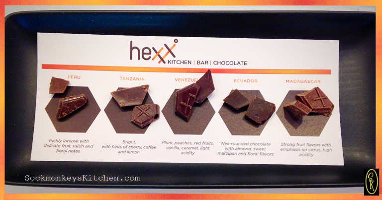 Hexx Chocolate Tasting