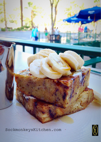 Order the French Toast when you visit Hexx