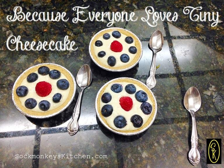 Cheesecake Tart 3